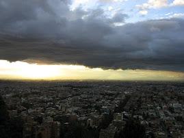 Y ¿por qué me enamoré de Bogotá?