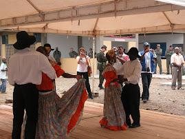 Baile y folclor