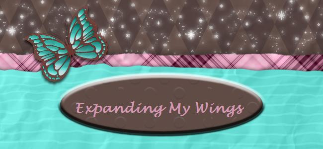 Expanding My Wings