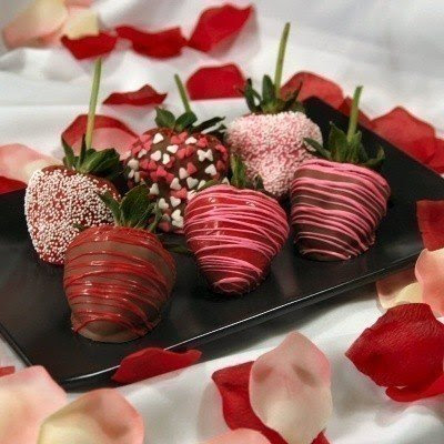 Everything Strawberry!: Chocolate Covered Strawberries