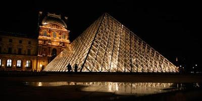 Paseo nocturno por Paris
