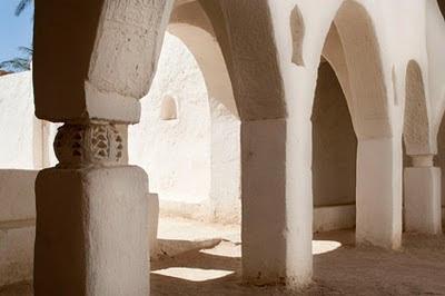 Ciudad historica de Ghadames en Libia