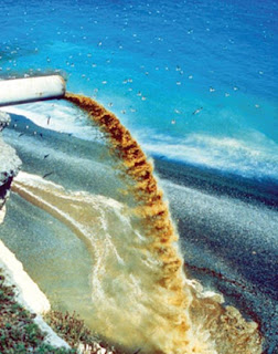 vertidos de aguas residuales
