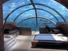 El Hydropolis, un hotel de 500 mdd y 220 habitaciones, hoy se construye cerca de Dubai