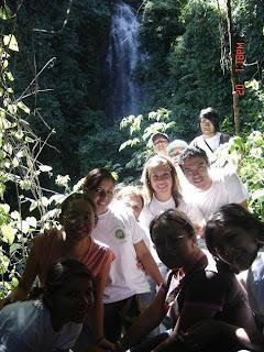 Paseo en la Cordillera Alux