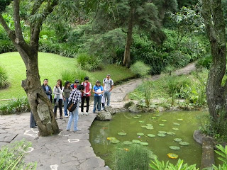 Visita Arboretum UFM