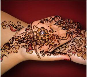 latest mehndi designs beginners