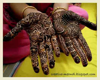 eid mehndi designs latest