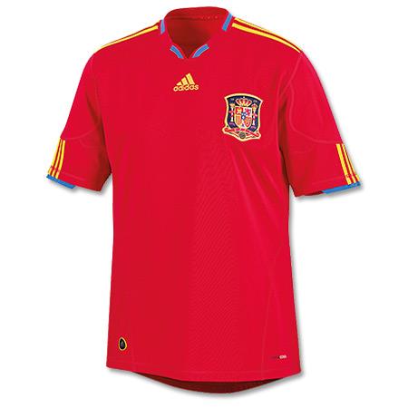 Las camisetas de los mejores equipos europeos