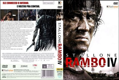 Capa do Filme Rambo IV