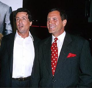 Sylvester e Frank Stallone Jr