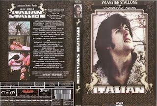 Capa do filme O Garanhão Italiano