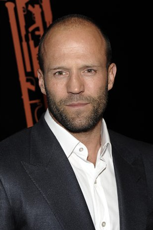 Jason Statham na Premier de The Mechanic