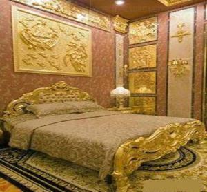 أكبر صخرة الذهب الخالص العالم