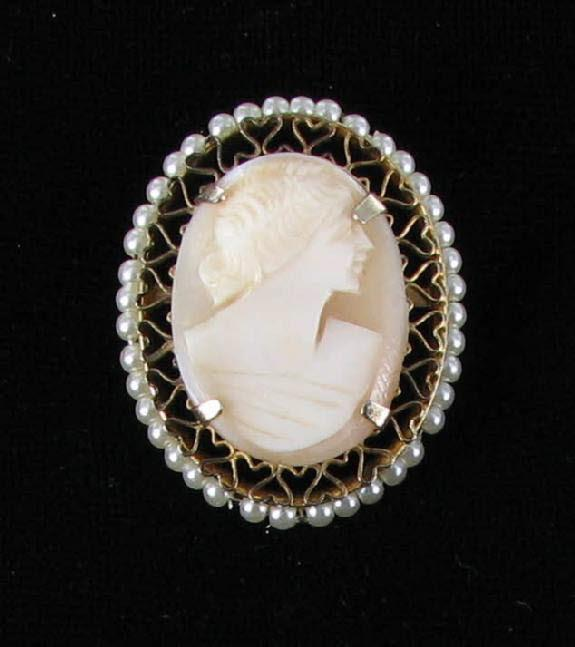 collecting vintage and contemporary jewelry new cameo