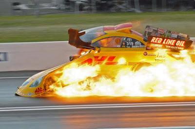Scott Kalitta's Funny Car