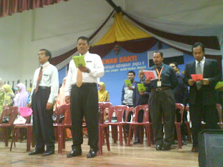 PERASMIAN BULAN BAHASA KEBANGSAAN 2010