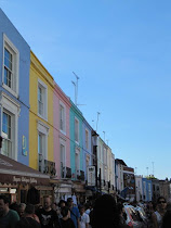 WEST LONDON - Portobello Road