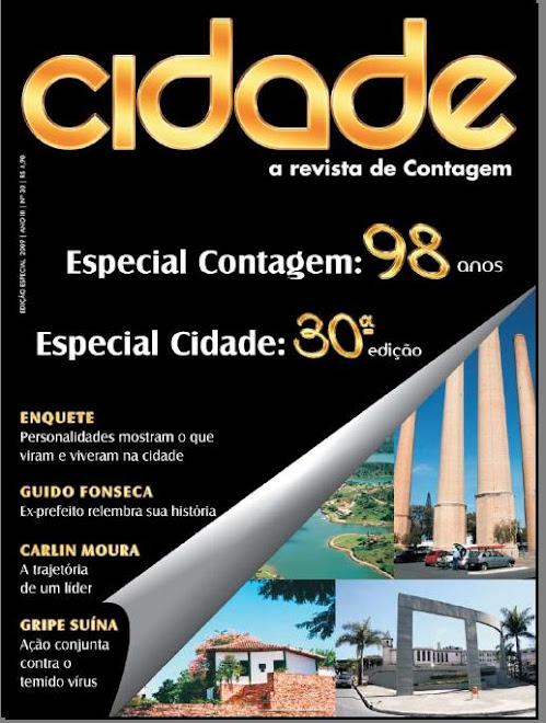 Capa da Revista Cidade