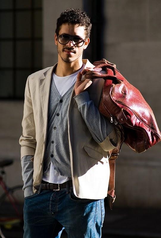 Hoodie Street Fashion