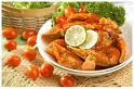 Sweet Spicy Saute Crab