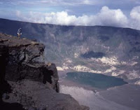 Tambora Mountain