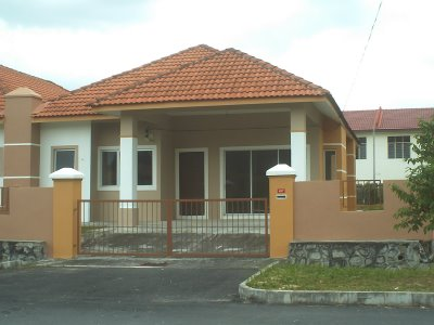 gambar rumah perumahan on Pinjaman Perumahan Dan Hartanah