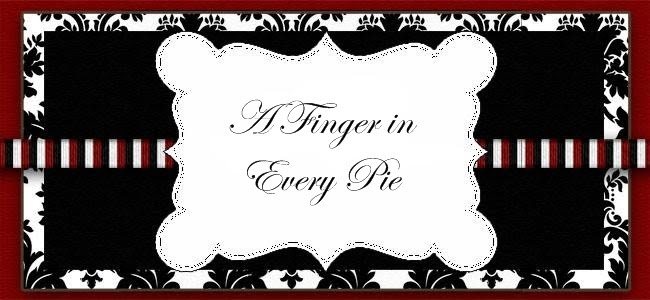 a finger in every pie