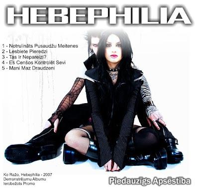Hebephilia Blogs