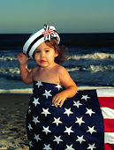 This precious 2 yr. old owes $43,000 in U.S. Taxes already!