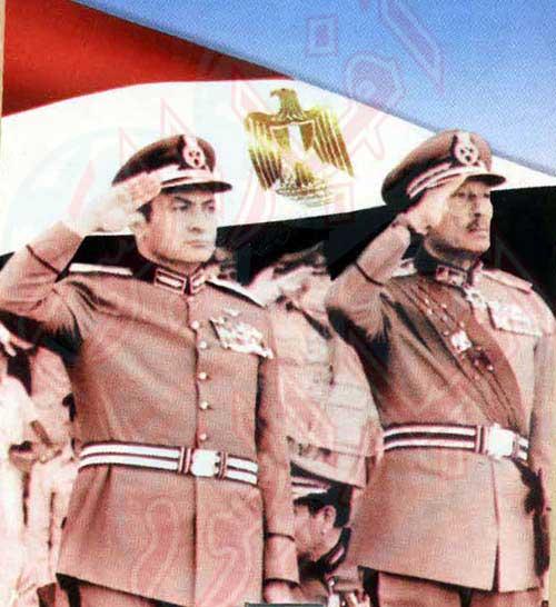 رؤساء مصر العسكريين الثالث والرابع