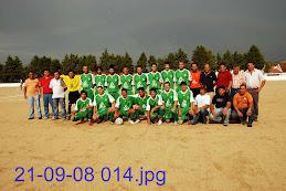 Equipa SRV 2008/2009