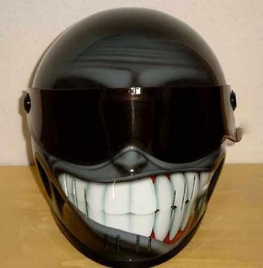 Anime Motorcycle Helmet Custom Motorcycle Helmets
