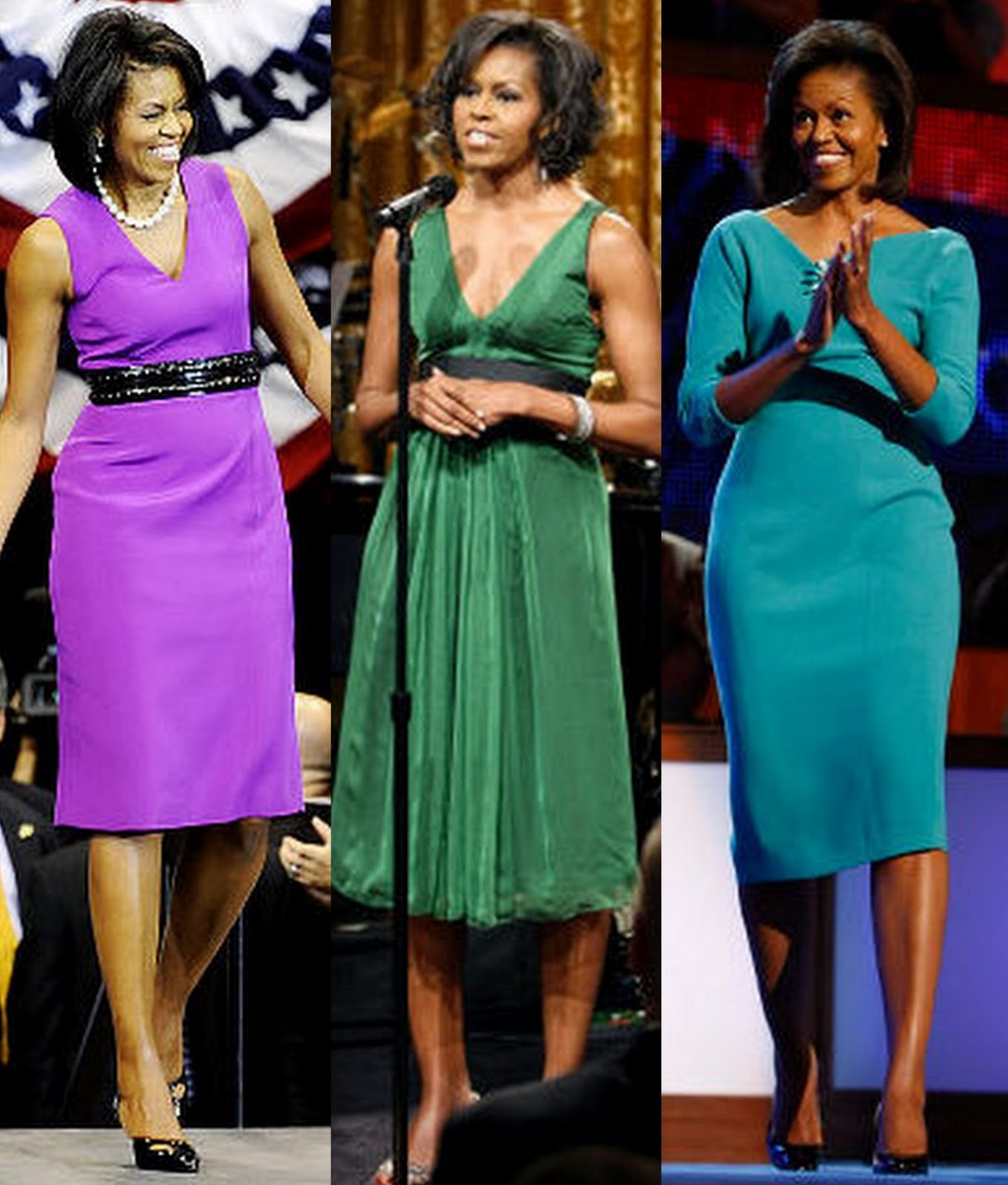 Michelle Obama Fashion Style