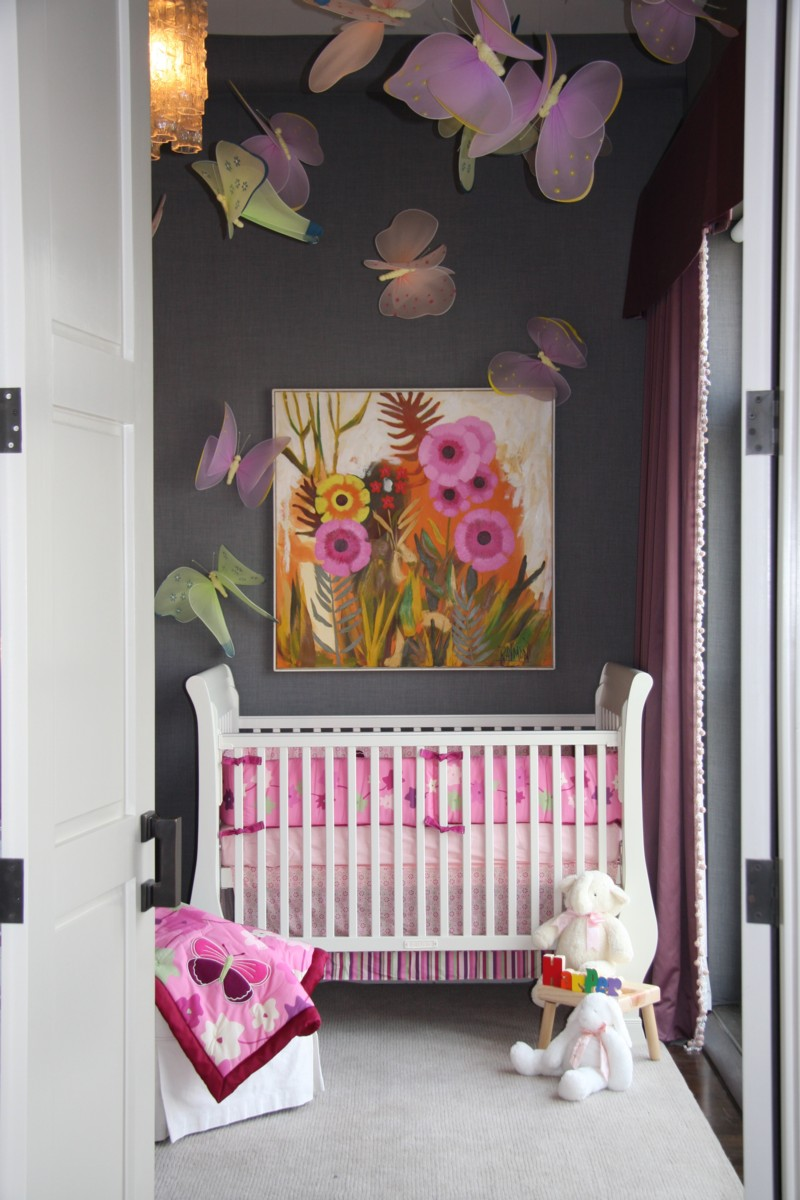 Kenneth Brown Nursery For Daughter