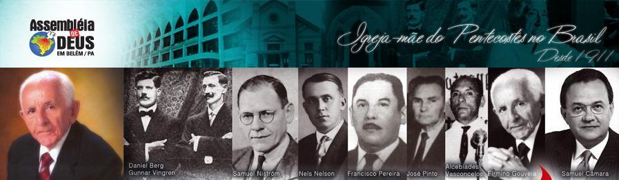 Pastor Firmino Gouveia