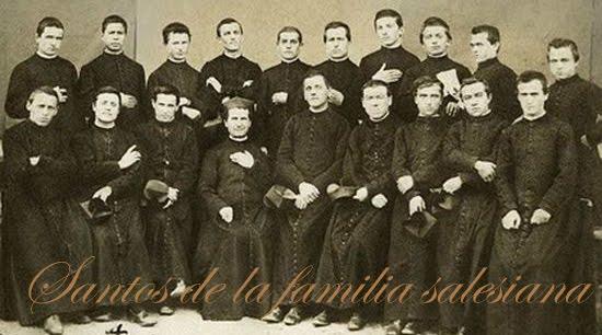 Santos De La Familia Salesiana
