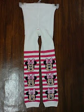Minnie Mouse Legging