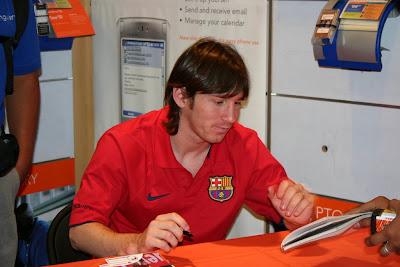 Lionel Messi Fashion 5
