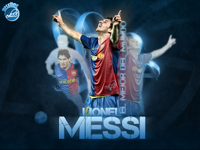 Messi Wallpaper 4