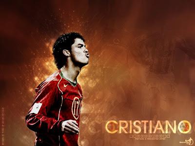 Cristiano Ronaldo Wallpaper 7