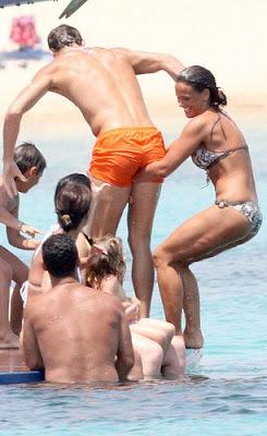 Cristiano Ronaldo Holidays 2