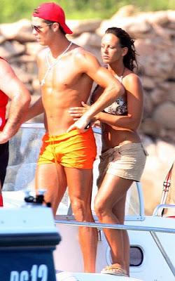 Cristiano Ronaldo Holidays 3
