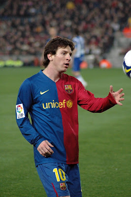 Messi Barcelona 1