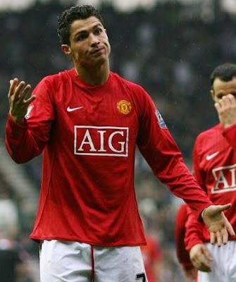 Cristiano Ronaldo Manchester United Pictures 4