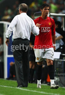 Cristiano Ronaldo, Manchester United, Portugal, Transfer to Real Madrid, Photos 3