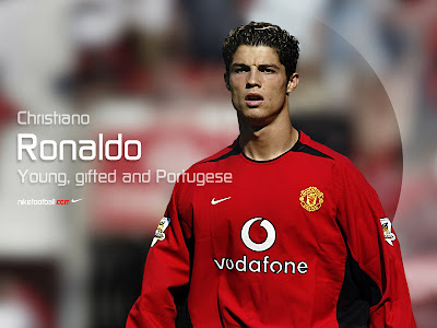 Cristiano Ronaldo, Manchester United, Portugal, Transfer to Real Madrid, Wallpapers 5
