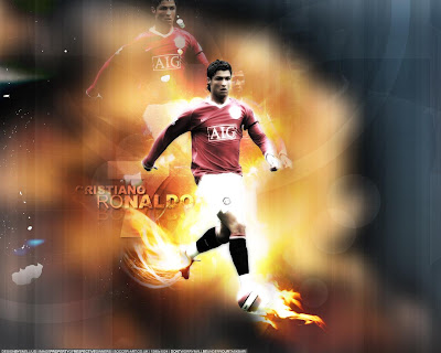 Cristiano Ronaldo, Manchester United, Portugal, Transfer to Real Madrid, Wallpapers 4