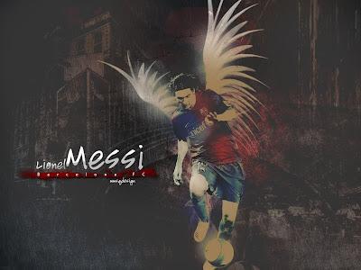 Wallpaper Lionel Messi: Lionel