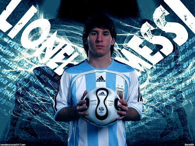 Lionel Messi-Messi-Barcelona-Argentina-Wallpapers 2